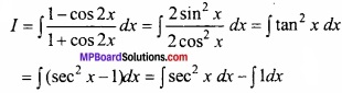 MP Board Class 12th Maths Important Questions Chapter 7 समाकलन img 18