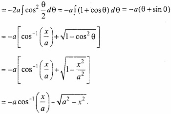 MP Board Class 12th Maths Important Questions Chapter 7 समाकलन img 20a