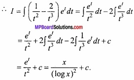 MP Board Class 12th Maths Important Questions Chapter 7 समाकलन img 21
