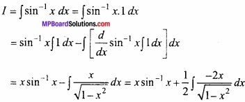 MP Board Class 12th Maths Important Questions Chapter 7 समाकलन img 22