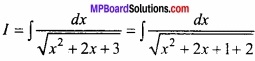 MP Board Class 12th Maths Important Questions Chapter 7 समाकलन img 30