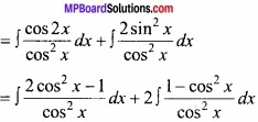 MP Board Class 12th Maths Important Questions Chapter 7 समाकलन img 4