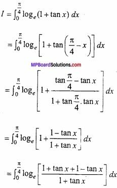 MP Board Class 12th Maths Important Questions Chapter 7B निशिचत समाकलन img 22