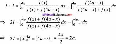 MP Board Class 12th Maths Important Questions Chapter 7B निशिचत समाकलन img 3