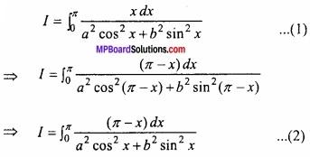 MP Board Class 12th Maths Important Questions Chapter 7B निशिचत समाकलन img 32