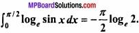 MP Board Class 12th Maths Important Questions Chapter 7B निशिचत समाकलन img 34