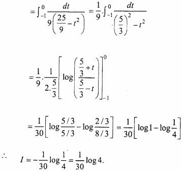 MP Board Class 12th Maths Important Questions Chapter 7B निशिचत समाकलन img 44a