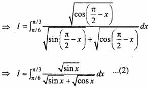 MP Board Class 12th Maths Important Questions Chapter 7B निशिचत समाकलन img 5a