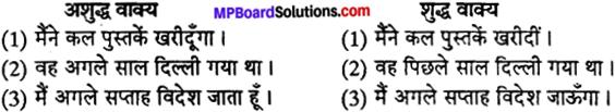 MP Board Class 12th Special Hindi वाक्य-बोध, वाक्य-भेद img-4
