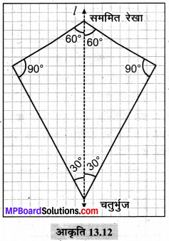 MP Board Class 6th Maths Solutions Chapter 13 सममिति Ex 13.1 image 10