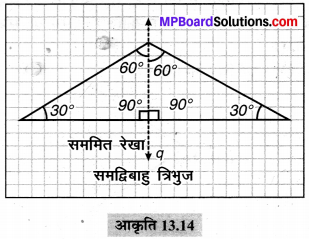 MP Board Class 6th Maths Solutions Chapter 13 सममिति Ex 13.1 image 12
