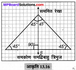 MP Board Class 6th Maths Solutions Chapter 13 सममिति Ex 13.1 image 14