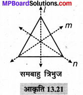 MP Board Class 6th Maths Solutions Chapter 13 सममिति Ex 13.2 image 13
