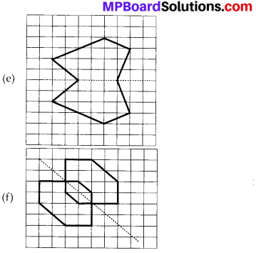 MP Board Class 6th Maths Solutions Chapter 13 Symmetry Ex 13.1 11