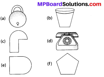MP Board Class 6th Maths Solutions Chapter 13 Symmetry Ex 13.1 2