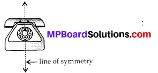 MP Board Class 6th Maths Solutions Chapter 13 Symmetry Ex 13.1 5
