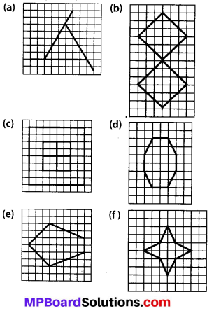 MP Board Class 6th Maths Solutions Chapter 13 Symmetry Ex 13.2 21