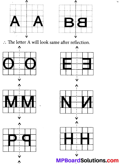 MP Board Class 6th Maths Solutions Chapter 13 Symmetry Ex 13.3 11