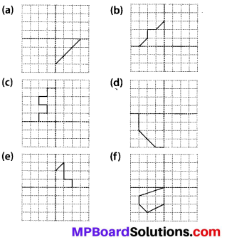 MP Board Class 6th Maths Solutions Chapter 13 Symmetry Ex 13.3 8