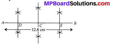 MP Board Class 6th Maths Solutions Chapter 14 Practical Geometry Ex 14.5 4