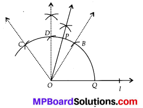 MP Board Class 6th Maths Solutions Chapter 14 Practical Geometry Ex 14.6 1