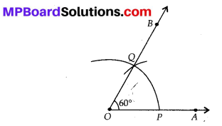 MP Board Class 6th Maths Solutions Chapter 14 Practical Geometry Ex 14.6 5