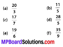 MP Board Class 6th Maths Solutions Chapter 7 Fractions Ex 7.2 3