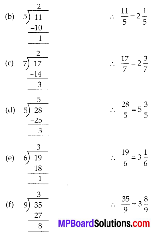 MP Board Class 6th Maths Solutions Chapter 7 Fractions Ex 7.2 5