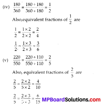 MP Board Class 6th Maths Solutions Chapter 7 Fractions Ex 7.3 15