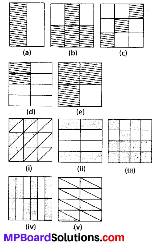 MP Board Class 6th Maths Solutions Chapter 7 Fractions Ex 7.3 2