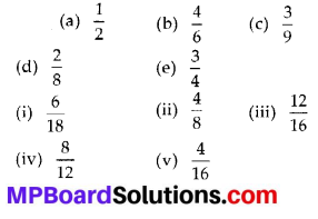 MP Board Class 6th Maths Solutions Chapter 7 Fractions Ex 7.3 3