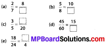 MP Board Class 6th Maths Solutions Chapter 7 Fractions Ex 7.3 4