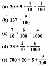MP Board Class 6th Maths Solutions Chapter 8 दशमलव Ex 8.2 image 4