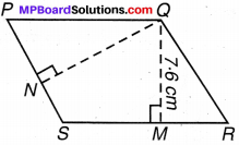 MP Board Class 7th Maths Solutions Chapter 11 परिमाप और क्षेत्रफल Ex 11.2 image 5