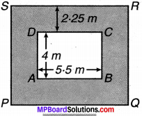 MP Board Class 7th Maths Solutions Chapter 11 परिमाप और क्षेत्रफल Ex 11.4 image 4