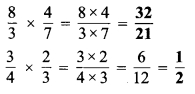 MP Board Class 7th Maths Solutions Chapter 2 भिन्न एवं दशमलव Ex 2.2 10a