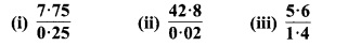 MP Board Class 7th Maths Solutions Chapter 2 भिन्न एवं दशमलव Ex 2.6 5