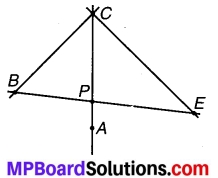 MP Board Class 7th Maths Solutions Chapter 5 रेखा एवं कोण Ex 5.1 9