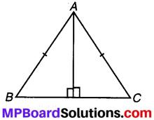 MP Board Class 7th Maths Solutions Chapter 7 त्रिभुजों की सर्वांगसमता Ex 7.1 image 13