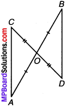 MP Board Class 7th Maths Solutions Chapter 7 त्रिभुजों की सर्वांगसमता Ex 7.1 image 7
