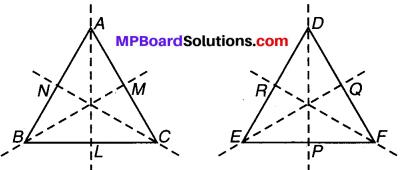 MP Board Class 7th Maths Solutions Chapter 7 त्रिभुजों की सर्वांगसमता Ex 7.2 image 12