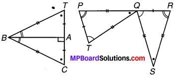 MP Board Class 7th Maths Solutions Chapter 7 त्रिभुजों की सर्वांगसमता Ex 7.2 image 5