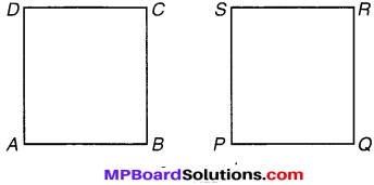 MP Board Class 7th Maths Solutions Chapter 7 त्रिभुजों की सर्वांगसमता Ex 7.2 image 9