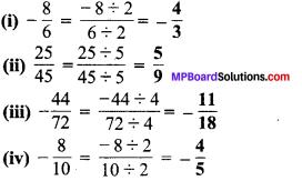 MP Board Class 7th Maths Solutions Chapter 9 परिमेय संख्याएँ Ex 9.1 image 14