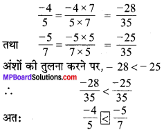 MP Board Class 7th Maths Solutions Chapter 9 परिमेय संख्याएँ Ex 9.1 image 16