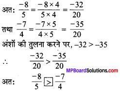 MP Board Class 7th Maths Solutions Chapter 9 परिमेय संख्याएँ Ex 9.1 image 18