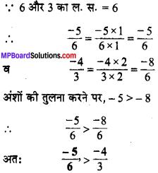 MP Board Class 7th Maths Solutions Chapter 9 परिमेय संख्याएँ Ex 9.1 image 23