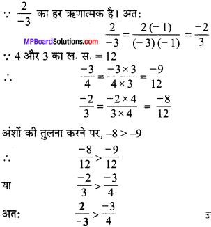 MP Board Class 7th Maths Solutions Chapter 9 परिमेय संख्याएँ Ex 9.1 image 24