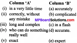 MP Board Class 8th Genaral English Chapter 9 Kalpana The Star - 4