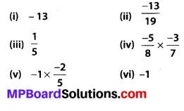 Class 8 Maths Chapter 1 Mp Board